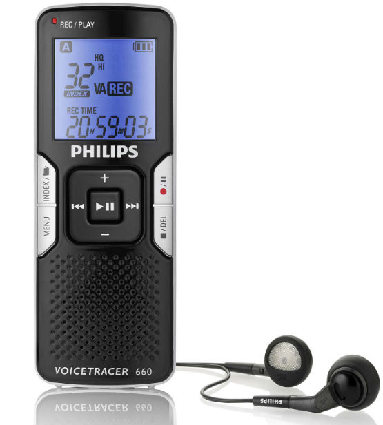 Philips 660 Digital Voice Tracer