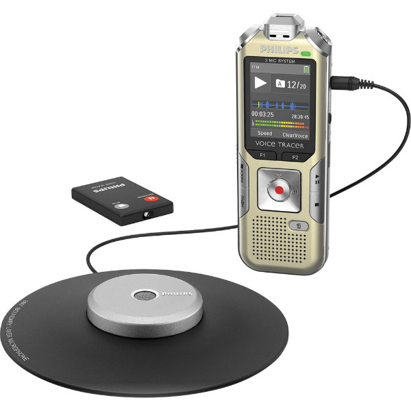 Philips DVT8000 – Voice Tracer Meeting Recorder