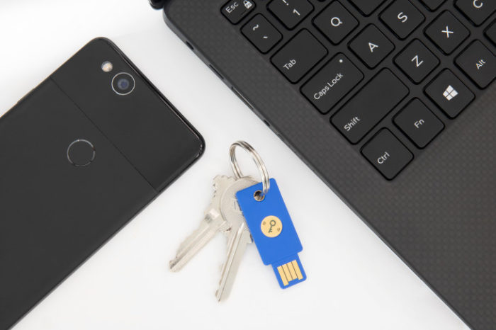 Security Key and Security Key NFC
