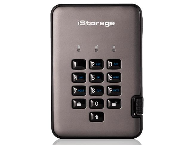 iStorage – diskAshur PRO2 SSD