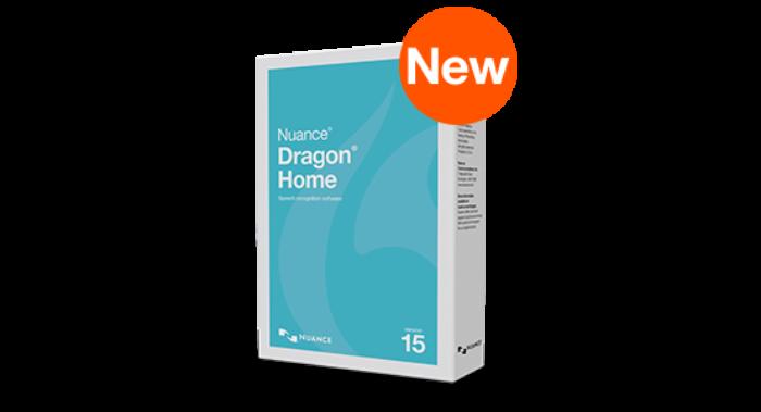 Dragon Home Speech Recognition v15