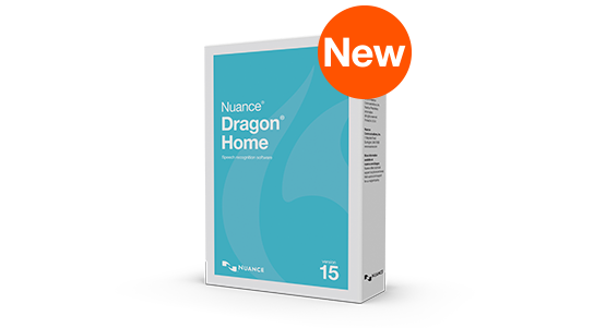 Dragon Home Speech Recognition v15